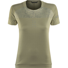 Cube AM Round Neck Jersey shortsleeve Women olive